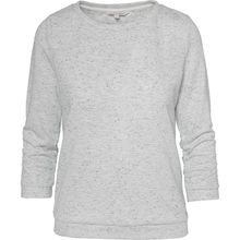 TOM TAILOR Denim Sweatshirt grau Damen