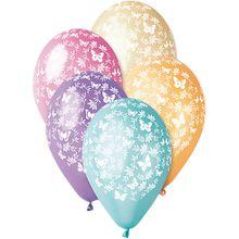 Luftballons Schmetterlinge, 30 Stück