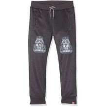 Lego Wear Jungen Hose Lego Boy Star Wars Pilou 650-Sweathose, Grau (Dark Grey 984), 146