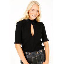 Krüger- Trachten Shirt Marissa (schwarz), schwarz