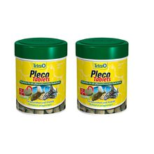 TETRA Fischfutter Tabletten »Pleco Tablets«, 2x275 Tabletten