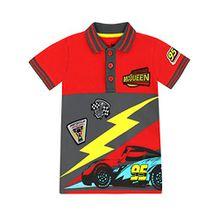 Disney Cars Jungen Cars Poloshirt 110 cm