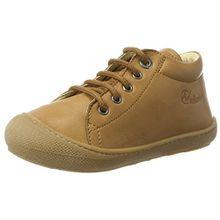 Naturino Baby Jungen 3972 Sneaker, Braun (Braun), 26 EU