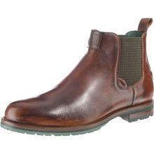 Galizio Torresi Chelsea Boots braun Herren