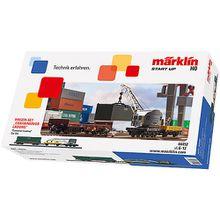 "Märklin START UP 44452 Wagen-Set ""Containerverladung"""