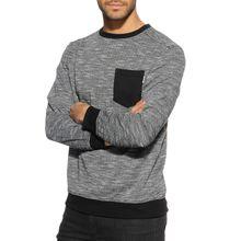 Soul Star Sweatshirt in schwarz für Herren