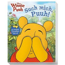 Buch - Disney Winnie Puuh: Such mich, Puuh!