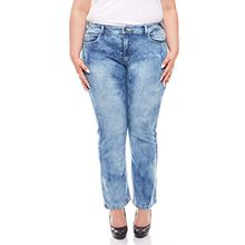 Sheego Hose Damen Stretch-Jeans Große Größen Langgröße Denim Blau, Größenauswahl:46 (23 Kurzgröße)