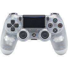 PS4 Dualshock Joypad Wireless Controller crystal transparent