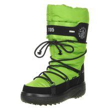 Vista Damen Winterstiefel Snowboots grün grün Damen