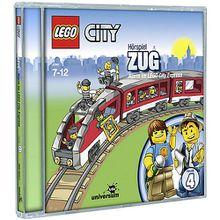 CD LEGO City 04 - Zug: Alarm im LEGO City Express Hörbuch