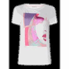 T-Shirt mit Print Modell 'Giselle'