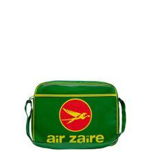 LOGOSHIRT Tasche 'Air Zaire' gelb / grün / rot