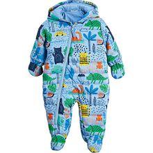 Baby Overall  blau Jungen Baby