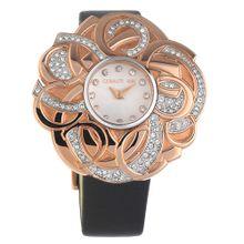 CERRUTI Armbanduhr 'CRWM041S2120' schwarz