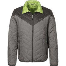 Schöffel Jacke Ventloft Jacket Montafon Outdoorjacken grau Herren