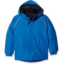 NAME IT Jungen Jacke Nitwind Jacket Nmt B FO, Blau (Skydiver), 128