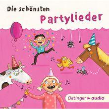 CD Die schönsten Partylieder Hörbuch