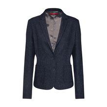 s.Oliver RED LABEL Blazer Tweed-Blazer Blazer weiß Damen