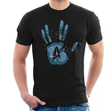 Star Trek Discovery Live Long And Prosper Men's T-Shirt