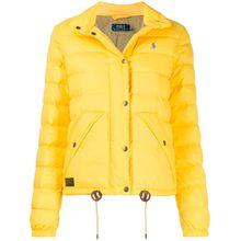 Polo Ralph Lauren Gesteppte Shell-Jacke - Gelb