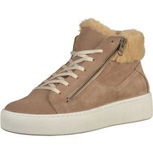 SPM Sneakers High grau Damen