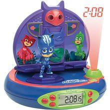 PJ Masks Catboy Radiowecker mit Projektion blau/lila