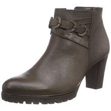 Gabor Shoes 35.774 Damen Kurzschaft Stiefel, Braun (Torf Kombi(Effekt) 43), 40.5 EU