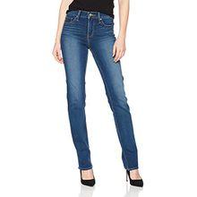 Levi's Damen Jeans 314 Shaping Straight, Blau/Shaker Maker 0054, W31/L32