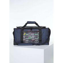 CHIEMSEE Sporttasche in coolen Farben und Mustern anthrazit