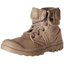 Palladium Pallabrouse Baggy, Damen Desert Boots, Pink (Stucco/Cobblestone), 39.5 EU (6 Damen UK)