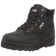 Fila GRUNGE MID MB00315U COL. 970, Unisex-Erwachsene Boots, Schwarz (Black), EU 42 (UK 8)