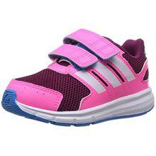 adidas LK Sport CF I, Unisex - Kinder Sneakers, Pink - Rosa/Burdeos - Größe: 26