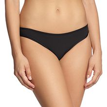 Triumph Damen String True Curves Forever STR, Gr. 38, Schwarz (BLACK (04))