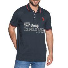 U.S. Polo Assn. Poloshirt in blau für Herren