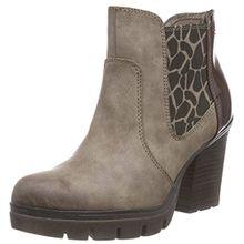 s.Oliver 25463, Damen Chelsea Boots, Braun (Pepper 324), 40 EU (6.5 Damen UK)