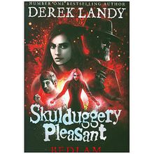 Buch - Skulduggery Pleasant - Bedlam