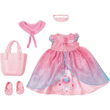 BABY born® Boutique Deluxe Shopping Prinzessin Puppenkleidung