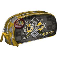 Schlamperbox HARRY POTTER Hufflepuff Jungen Kinder