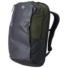 Mountain Hardwear - Folsom 28 Backpack - Daypack Gr R schwarz/blau;schwarz/grau;rot/schwarz