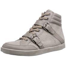 Ecco Aimee Moon Rock/Moon Rock Firefly/Clodin, Damen Hohe Sneakers, Beige (MoonRock/Moon Rock Firefly/Clodin55296), 40 EU