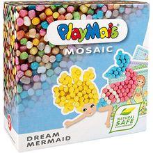 PlayMais MOSAIC Dream Meerjungfrau, 2.300 Maisbausteine