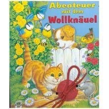 Buch - Abenteuer mit dem Wollknäuel