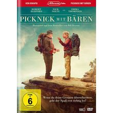 DVD »Picknick mit Bären«