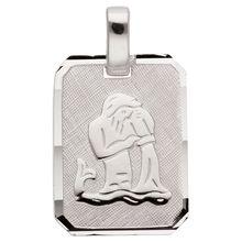 Adelia's Adelia´s Silber Sternzeichen Anhänger Wassermann 925 Sterling Silber Kettenanhänger silber Damen