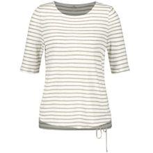 GERRY WEBER T-Shirt ecru / weiß