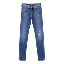 Pepe Jeans Jeans 'PIXLETTE HIGH' blue denim