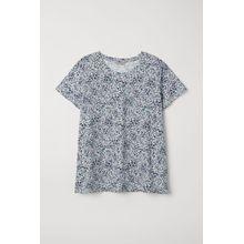 H & M - H & M+ Jerseyshirt - White - Damen