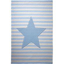 bellybutton Kinderzimmerteppich My little Star hellblau