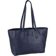 Liebeskind Berlin Handtasche Essential Shopper M Navy Blue